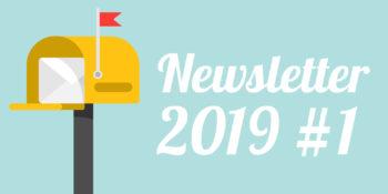 Janvier 2019 – Newsletter #1