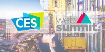Découvrez les offres visiteurs WebSummit et le CES Las Vegas !