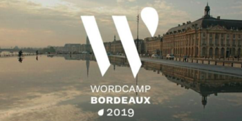 WordCamp Bordeaux 2019