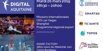 Missions internationales 2019