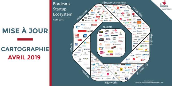 Bordeaux Startup Ecosystem (Avril 2019)