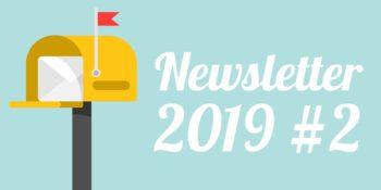 Février 2019 – Newsletter #2