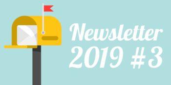 Février 2019 – Newsletter #3