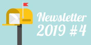 Mars 2019 – Newsletter #4