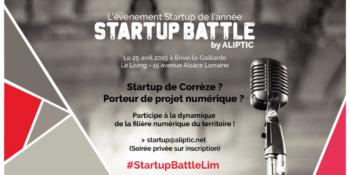 Soirée Startup Battle