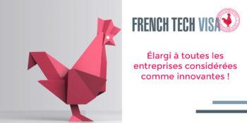 Le nouveau French Tech Visa