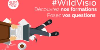 WildVisio – Présentation de nos formations en visioconférence