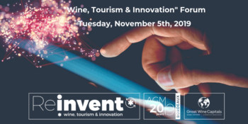 «Wine, Tourism et Innovation» Forum