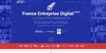 France Entreprise Digital 2019