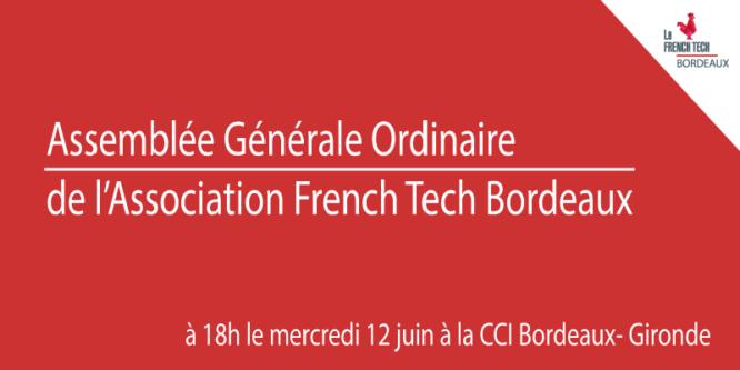 Elections le 12 juin 2019 de 6 entrepreneurs au Comité French Tech Bordeaux