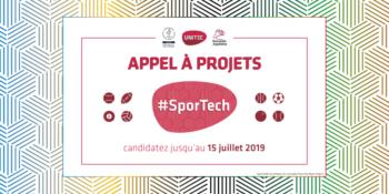 Appel à projets | Incubateur régional SporTech