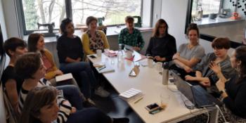 Rencontres pro du Textile lab à SewetLaine