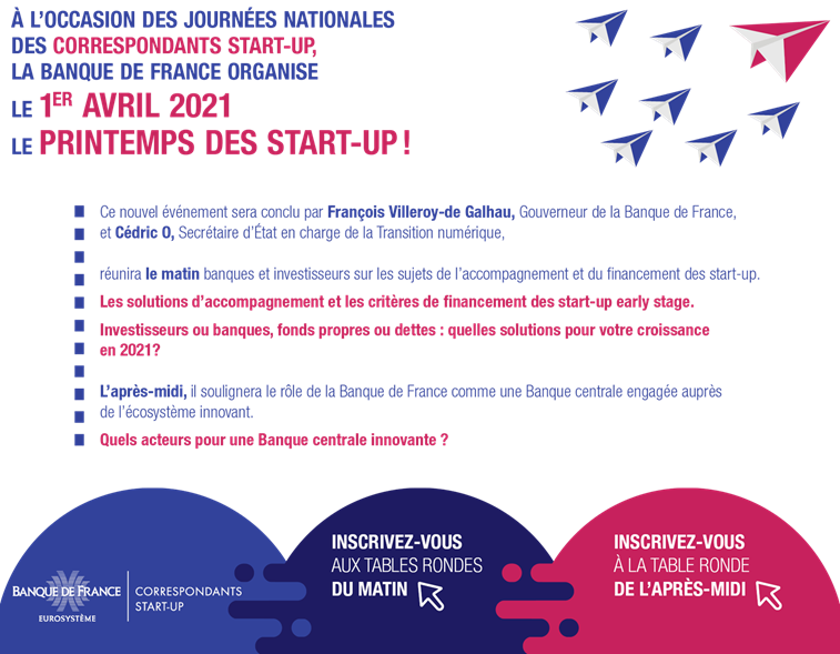 Printemps des start-ups